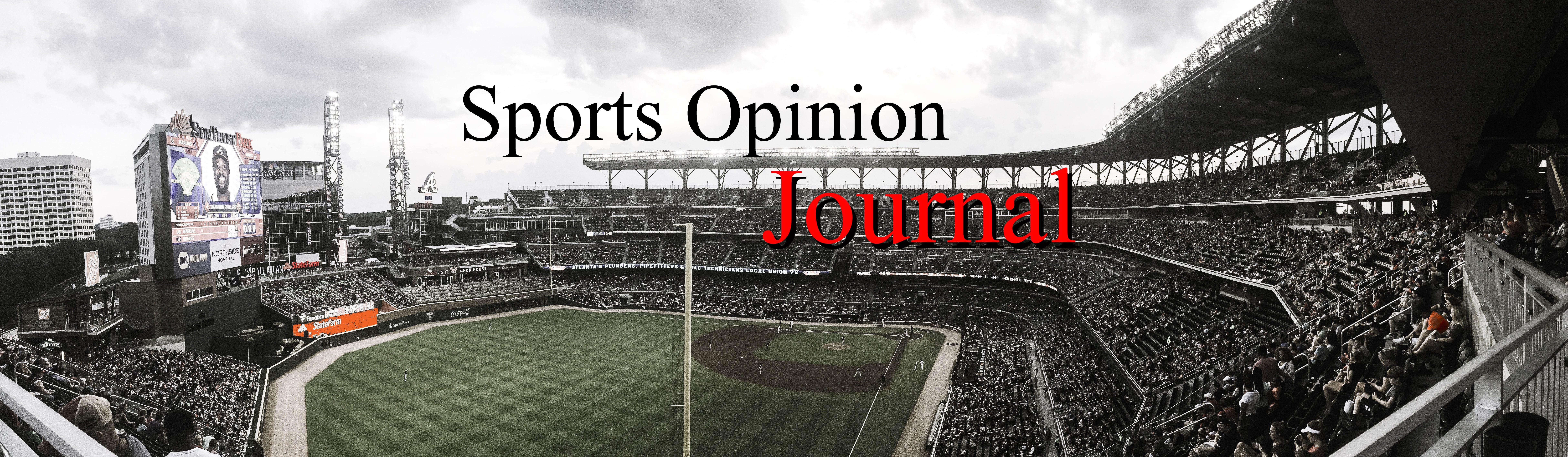 Sports Opinion Journal